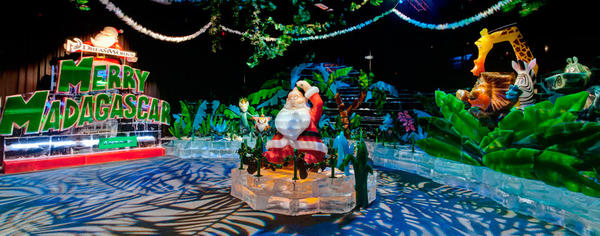 <b>Pictures:</b> Through the years: ICE! exhibit  at Gaylord Palms - ICE! at Gaylord Palms 2012
