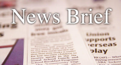 News briefs for November 13, 2012