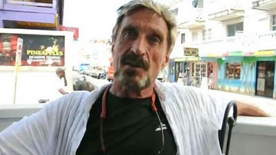 Inventor of McAfee Anti-Virus Software Wanted For Murder