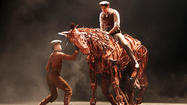 'War Horse' at the Ahmanson Theatre