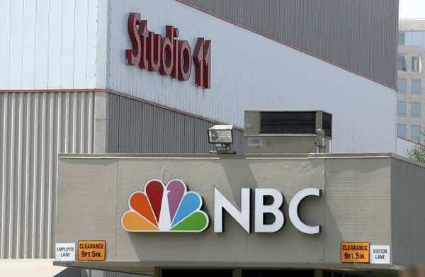 Studio 11 on the NBC Lot in Burbank.