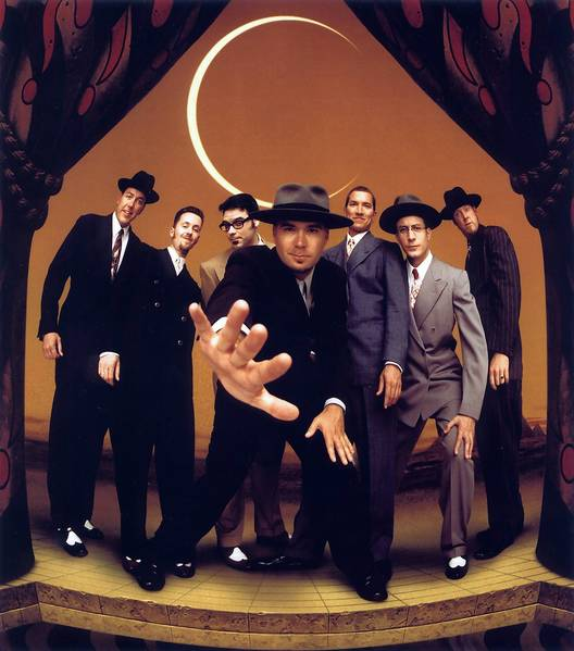Big Bad Voodoo Daddy performs Saturday in the Hartford Pops series at The Bushnell.