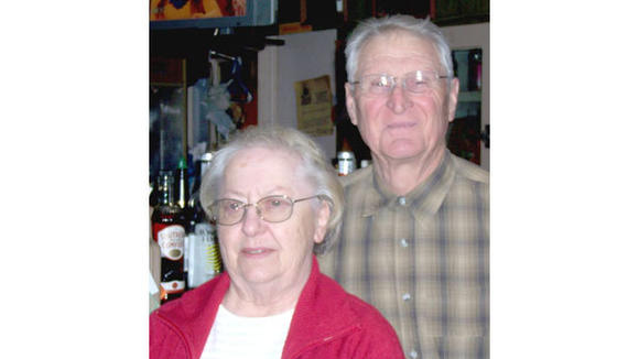 Dorothy and Larry Sevenski