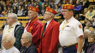 Photo Gallery: Veterans Day program at Aberdeen Central High School