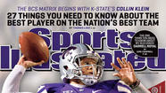 "<span style=""font-size: small;"">Kansas State is the No. 1 ranked team in the country. The Wildcats are 10-0 with two games left in the regular season. Collin Klein is a frontrunner for the Heisman Trophy.</span>"