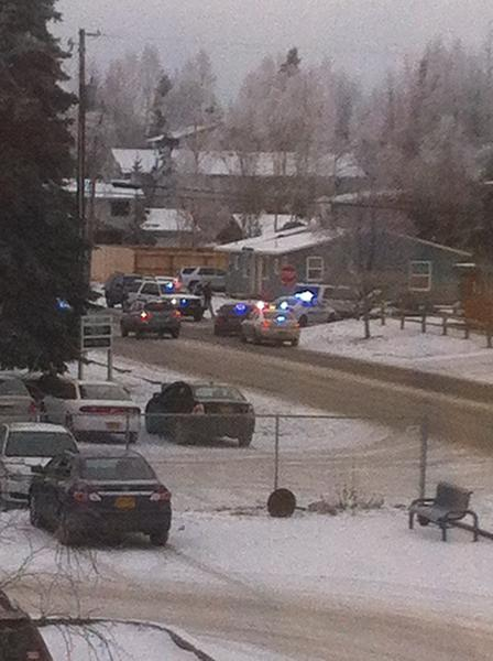 Anchorage police responded to a man who reported he had been shot in the leg Tuesday afternoon on 42nd Avenue, between Dale and Piper streets. APD spokesperson Lt. Dave Parker says police do not believe the shooting was accidental.