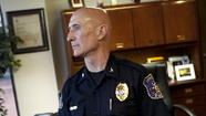 Jordan resigns as Hampton's police chief