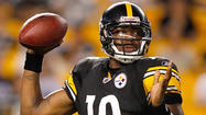 The Ravens re-signed former Pittsburgh Steelers backup quarterback Dennis Dixon to the practice squad and cut rookie safety Omar Brown to create a spot for him.