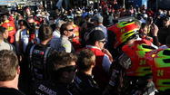 Gordon, Bowyer lead NASCAR's circus of mayhem into Homestead