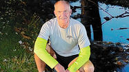 Jerry Mason doesn't run the JFK 50 Mile ultramarathon to break any records. He does it for the sheer love of running.
