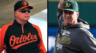 The Orioles' improbable run to the postseason wasn't enough to earn Buck Showalter the American League Manager of the Year Award.