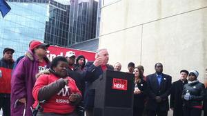 Hyatt Regency hotel faces federal labor complaint