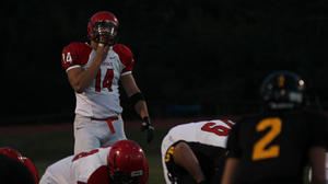Tanner Wood highlights 2012 All-League CPL football teams