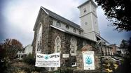 After the Mount Vernon United Methodist Church was ravaged by a lightning-strike fire four years ago, the Hampden neighborhood was left with what appeared to be an unusable building.