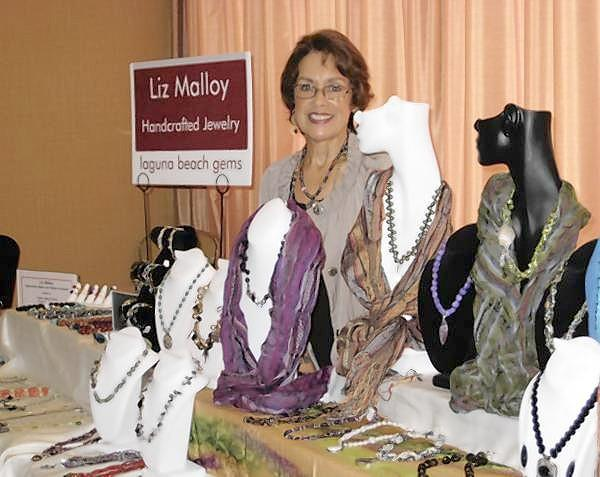 Liz Malloy, a long-time Laguna Beach artist and Woman's Club member, died in August.
