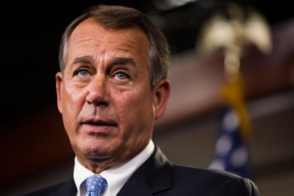 "Speaker of the House John Boehner will be a key player in efforts to avert the looming ""fiscal cliff"" of huge budget cuts and widespread tax increases."