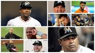 <b>Timeline:</b> Major moments in the history of the Miami Marlins