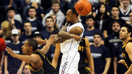 Pictures: UConn Men Vs. Vermont