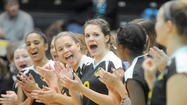 Loch Raven vs. Williamsport in 2A volleyball state semifinal [Pictures]