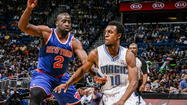 Magic go cold in fourth quarter, lose to Knicks 99-89