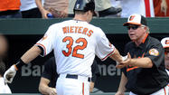 Wieters on Showalter not winning AL Manager of the Year