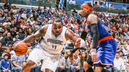 Pictures: Orlando Magic vs. New York Knicks