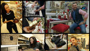 "They shop, they drink, they dine, they kvetch. They turn otherwise ordinary rooms into polished interiors, and then ... they go shopping again. They are the stars of ""Million Dollar Decorators,"" the Bravo reality series that started its second season tonight, yanking back the curtain to see how four of Los Angeles' biggest design personalities — Martyn Lawrence-Bullard, Kathryn M. <span class=""runtimeTopic"">Ireland</span>, Jeffrey Alan Marks and Mary McDonald — do their jobs."