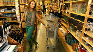 Shopping at Cost Plus World Market with Kelly Wearstler