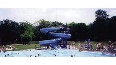 Windber Recreation Park swimming pool