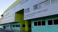 Built at a cost of $176 million, Los Angeles West Adams Prep opened in 2007 with some of the best athletic facilities in the Los Angeles Unified School District. There is an all-weather football field, an all-weather track, a weight room, fitness center, swimming pool, two gymnasiums and lighted baseball and softball diamonds.