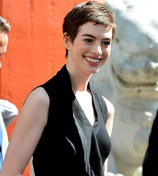 "Hathaway said she went on a ""near starvation"" diet to lose 25 pounds so she could play Fantine in ""Les Miserable."" As her character is a starving prostitute dying of tuberculosis, that makes sense."