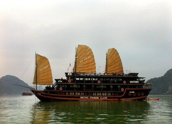 Gate 1 Travel offers a Classic Vietnam trip that includes seeing Halong Bay. All tours will be discounted during the tour company's Black Friday sale.