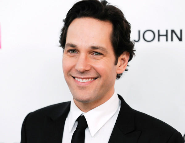 Actor Paul Rudd in 2011.