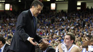 ATLANTA — If John Calipari wanted a learning lesson for his young Kentucky basketball team, he got it.
