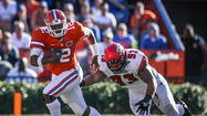 Florida Gators coach Will Muschamp confirmed Jacoby Brissett will start at quarterback in place of Jeff Driskel Saturday against Jacksonville State.