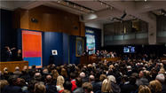 "A highly coveted painting by Mark Rothko has sold for $75.1 million at auction in New York. ""No. 1 (Royal Red and Blue),"" which the artist created in 1954, didn't break a record, but it did command the second highest price ever for a Rothko, according to Sotheby's."