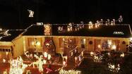 Parkton house lights up holidays starting on Thanksgiving