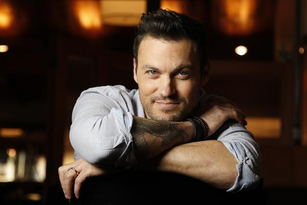 "Actor Brian Austin Green, at Mo's restaurant in Burbank, is set to star in a new comedy on TBS called ""Wedding Band."" In it, the former ""Beverly Hills, 90210"" star plays a perma-bachelor and frontman for a scrappy wedding band that hopes to hit the big time."