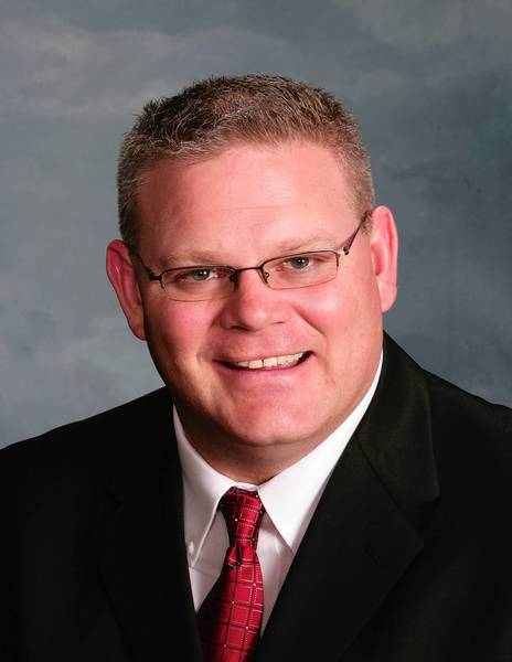 Rob Russell, 45, of South Elgin, was elected Kane County coroner Tuesday with about 60 percent of the vote.