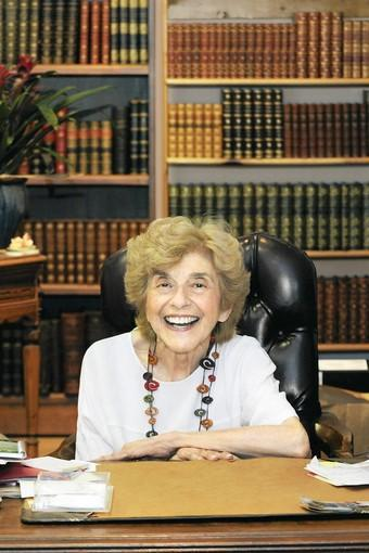 Florence Shay in May, 2012.