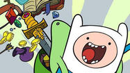 'Adventure Time': Post-apocalyptic 'candyland' attracts adult fans