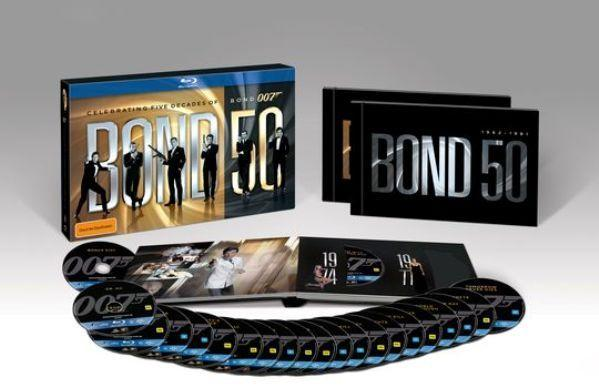 "<b>Matt wishes he could splurge on:</b> ""Bond 50""<br><br> OK, $150 isn't an astronomical price for the complete set of Bond movies (not including number 23, ""Skyfall""), but anyone looking to spend a triple-digit amount for the holidays may want to consider this box, a much faster way to finally catch up on the franchise than ordering one at a time through Netflix. What a hassle!--Matt Pais<br><br> <a href=""http://www.amazon.com/Bond-50-Complete-Collection-Blu-ray/dp/B006U1J5ZY/ref=sr_1_1?ie=UTF8&qid=1352752377&sr=8-1&keywords=50+bond"">Find it here.</a>"