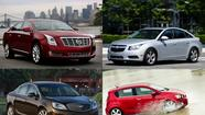 GM issues recalls on Cadillac, Buick and Chevrolet models