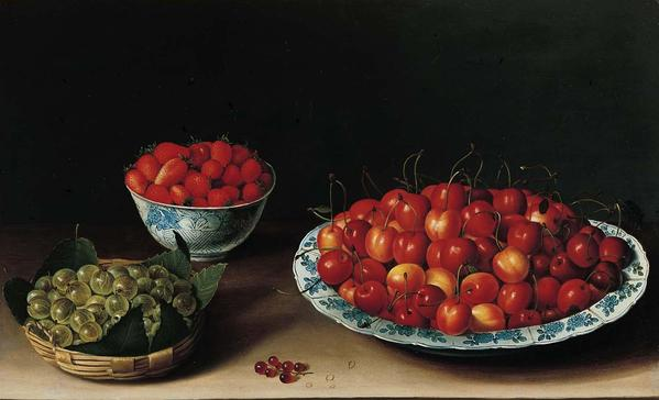 "The Norton Simon in Pasadena presents a discussion of ""The Still Life: A Moveable Feast"" exhibit on Nov. 24."