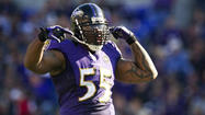 Terrell Suggs still expecting to see Ben Roethlisberger under center Sunday night
