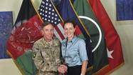Surprising reaction to L'affaire Petraeus