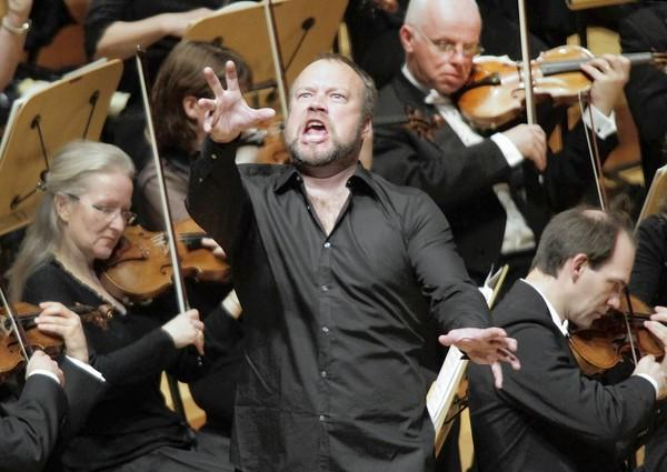 "Danish baritone Johan Reuter sings the title role of ""Wozzeck."""