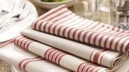 How to fold a napkin