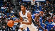 Orlando Magic rookie Maurice Harkless is gaining confidence