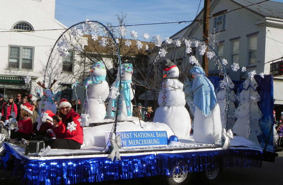 Greencastle Christmas parade